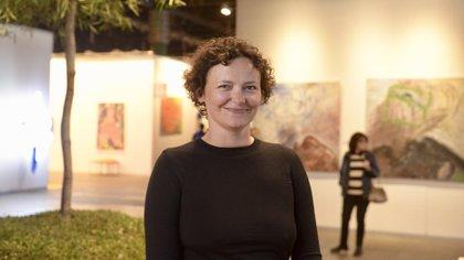 Cecilia Alemani, curadora de Art Basel Cities: Buenos Aires