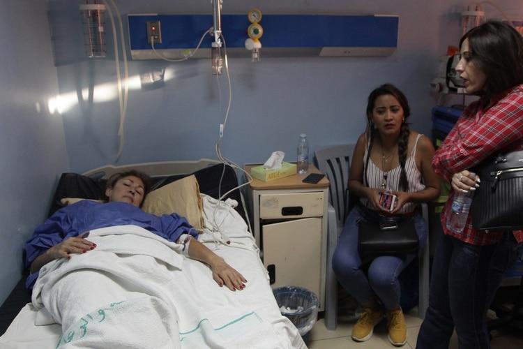 En diciembre regresaron al país los mexicanos que resultaron heridos (Photo by Ahmad ABDO / AFP)