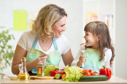 La dieta flexitariana es tendencia en Estados Unidos, y promueve un régimen alimentario más consciente del medioambiente (Shutterstock)