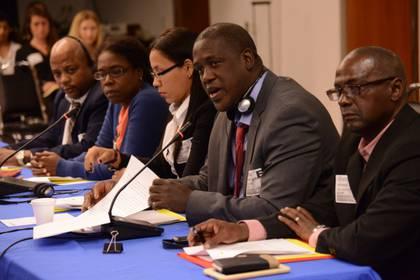 Activistas cubanos contra la discriminación racial ante la CIDH (OEA – Diario de Cuba)