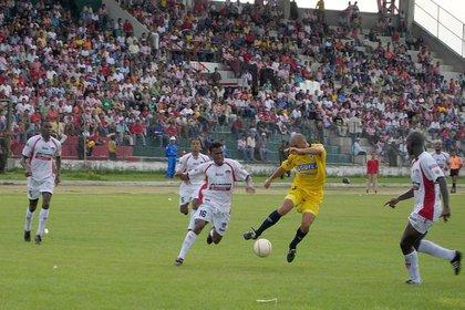 Con el NIT del Real Sincelejo, al Depor F.C. jugó durante una década, al parecer, sin saber de las irregularidades en la venta de sus derechos deportivas, por parte de unos de sus socios, Édgar Paternina. Foto: cortesía El Universal