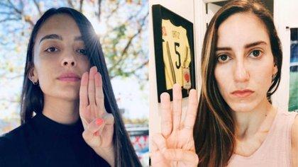 Isabella Echeverri y Melissa Ortíz fueron las jugadoras que hicieron públicas las denuncias en sus redes sociales.