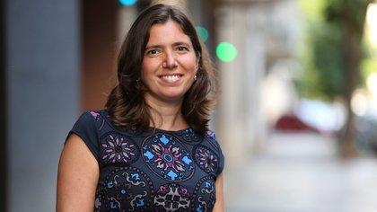 Elena Cafaldo, subgerenta general de Desarrollo y Transformación Organizacional de Banco Ciudad (Crédito: prensa Banco Ciudad)