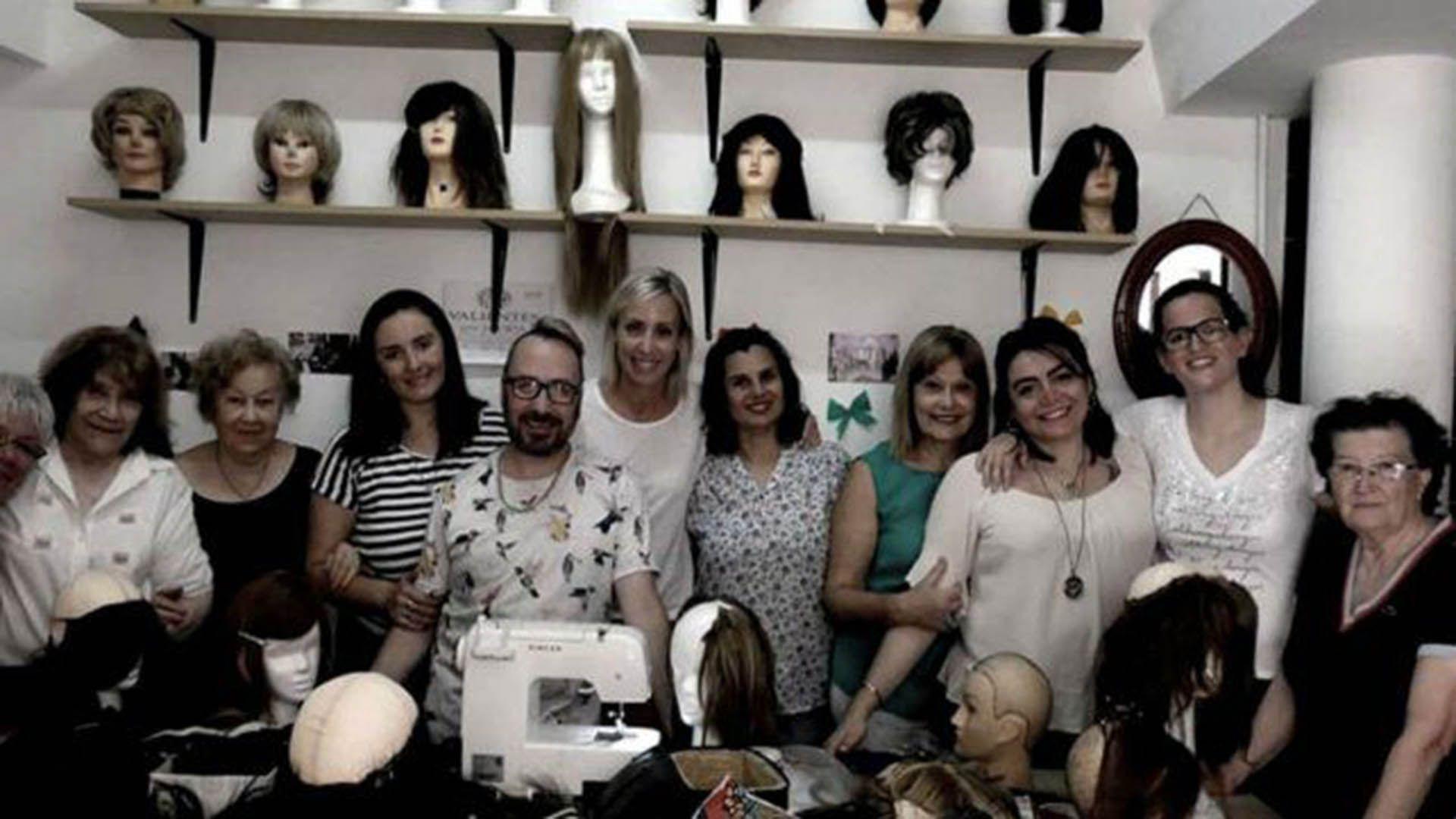 Banco pelucas pacientes oncológicos