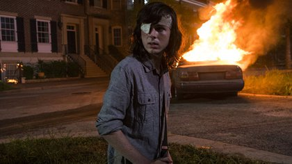 Muchos fans aseguran que la trama de la muerte de Carl Grimes dejó mucho que desear.