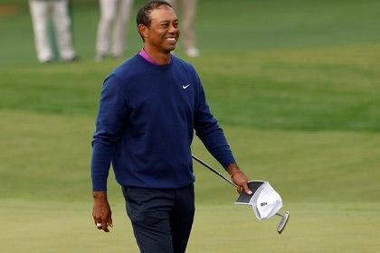 Tiger Woods tuvo en el pasado problemas de adicción a medicamentos recetados (Foto: REUTERS)