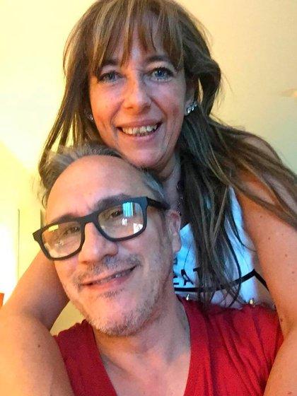 Marciano y Viviana se reencontraron luego de 32 años