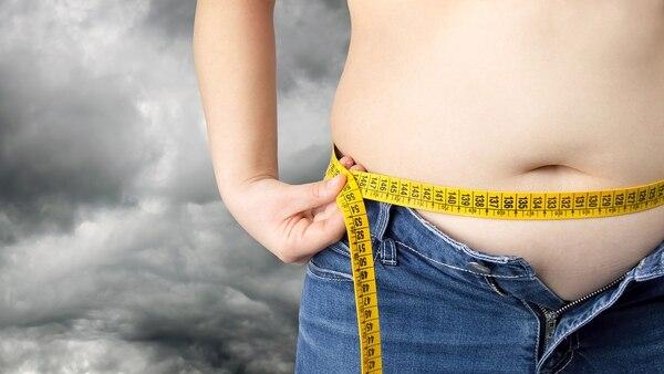 En la Argentina, seis de cada diez personas presentan sobrepeso u obesidad (Getty)