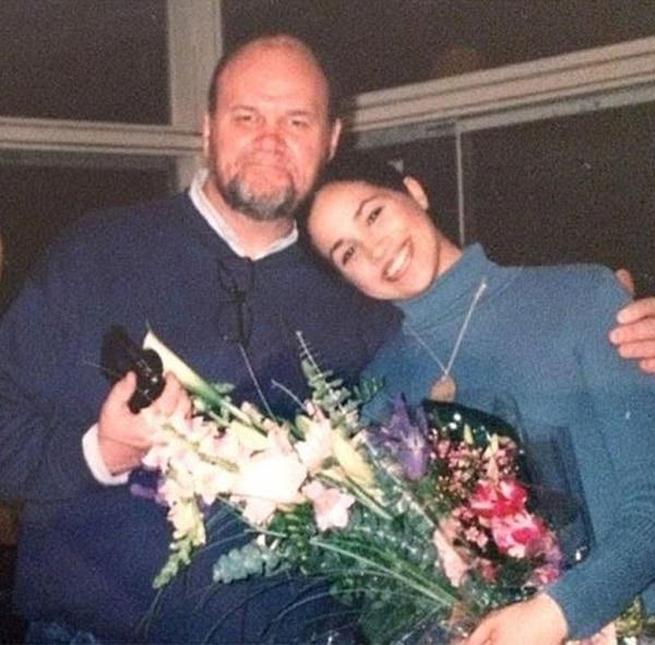 La adicción oculta que confesó tener el padre de Meghan Markle