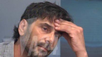 """""""No quiero ver a gente"""", fueron las palabras del actor, según Mauro Viale, al no aceptar ir al estudio para hacer la entrevista"""