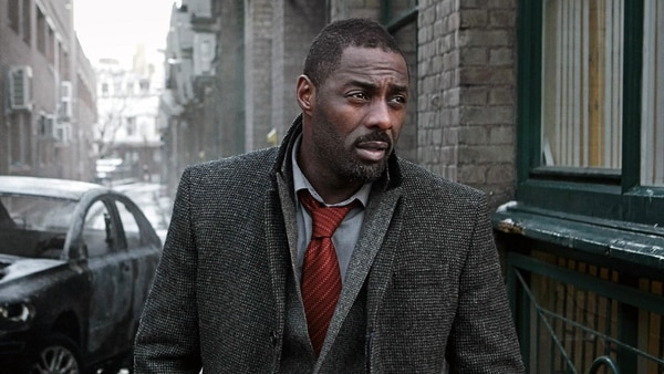 "Idris Elba en la serie ""Luther"""