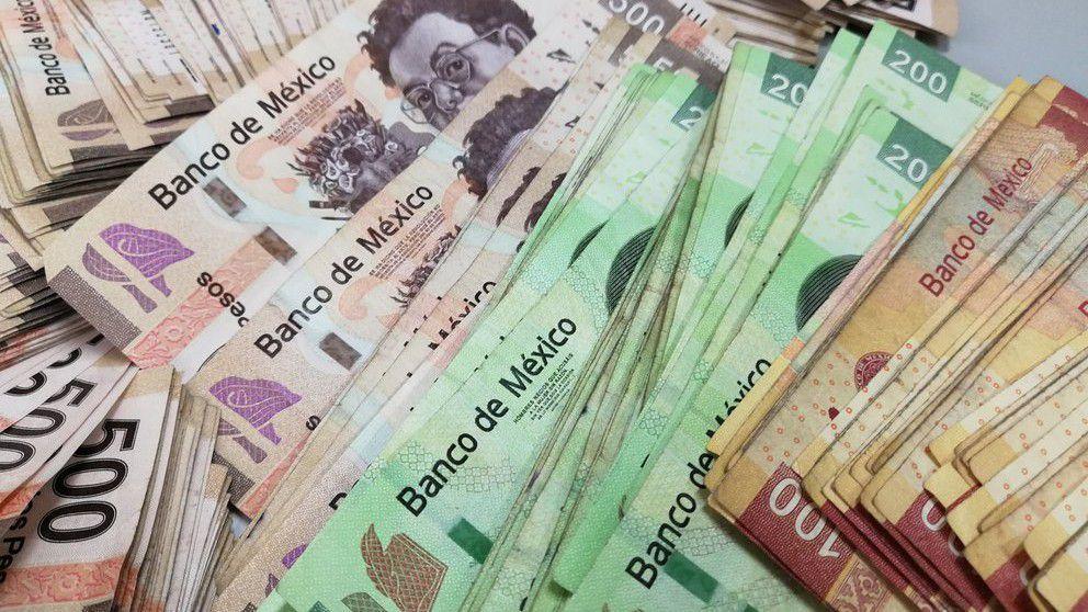 billetes México (Foto: Pixabay)