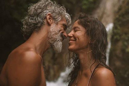 Gisele Marchi y Lucas Marques