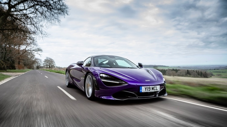 McLaren 720: están involucradas 2.008 unidades ensambladas entre 2016 y 2020.