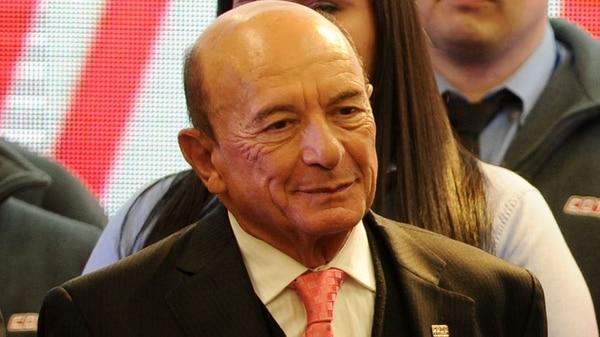 Alfredo Coto (Télam)