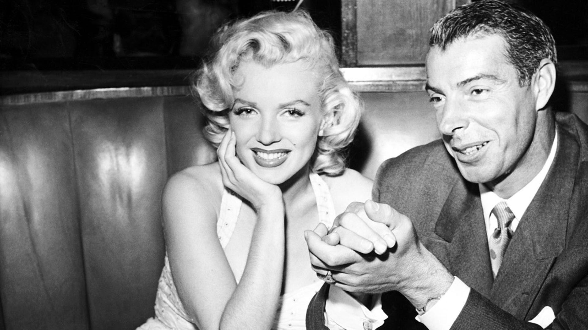"""""""Había rayos y truenos, como dioses"""", decían sobre la intimidad en la alcoba Marilyn y Di Maggio.  (Foto: Archivo)"""