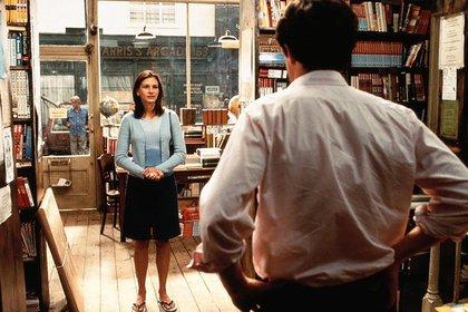 """La escena más emblemática de """"Un lugar llamado Notting Hill"""", cuando Anna le declara su amor a William"""