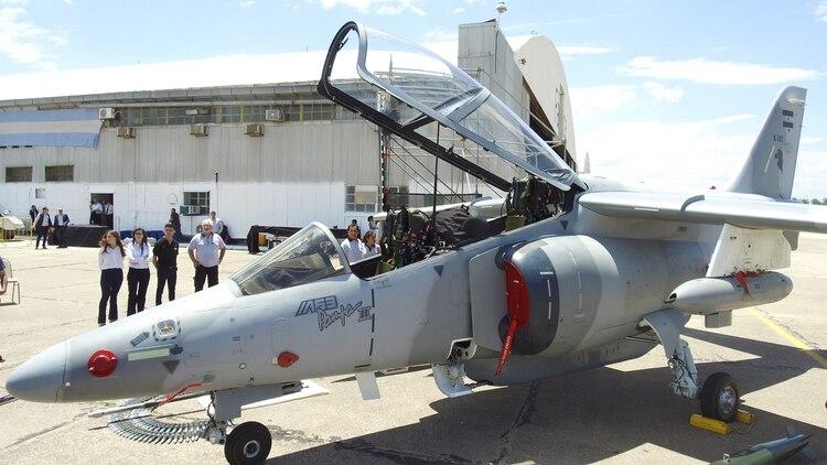 La venta de aviones Pampa de la Argentina a Guatemala quedó totalmente cancelada