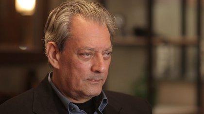 Auster recibió el Premio Príncipe de Asturias de las Letras en 2006.