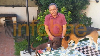 Oscar Centeno, el autor de los cuadernos