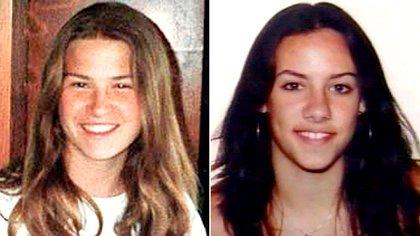 Rocío y Sonia, las dos víctimas del psicópata asesino