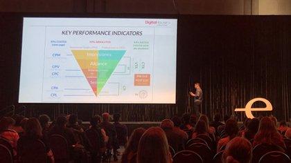 Diego Bamonte habló en una interesante charla de marketing digital