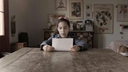 """""""Cartas"""" de Gabriela Golder en """"La memoria del futuro"""""""