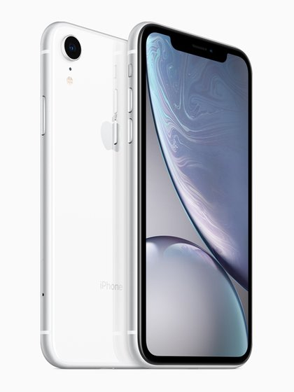 Los iPhone XR tienen pantalla LCD de 6,1 pulgadas
