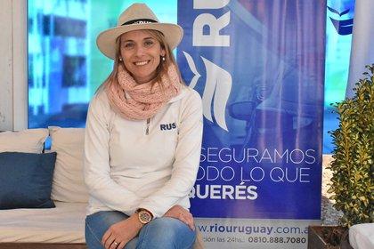 """María Ducret, encargada de seguros corporativos de la coordinación técnica de RUS, aseguró que la empresa """"debe ser un socio estratégico del productor agropecuario"""""""