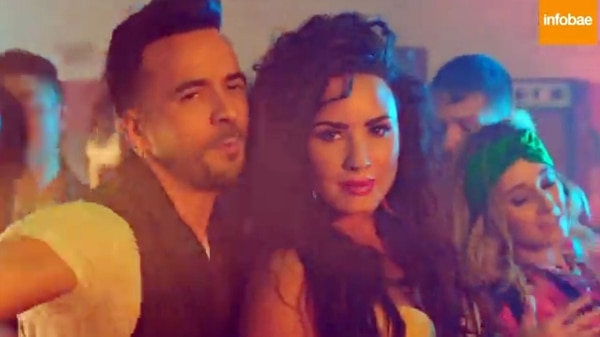 """""""Calypso"""" es además una colaboración bilingüe, como su anterior éxito con la artista mexicana-estadounidense Demi Lovato, en esta ocasión, la compañera del puertorriqueño es la rapera británica Stefflon Don"""