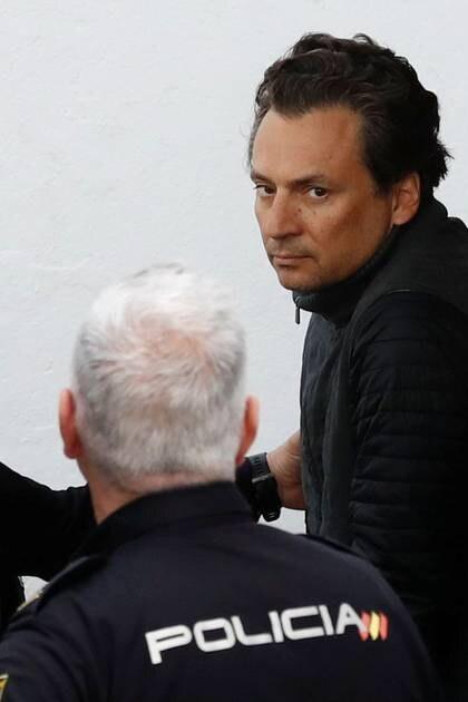 Emilio Lozoya acusado de recibir sobornos de Odebrecht (Foto: REUTERS /Jon Nazca/Archivo)