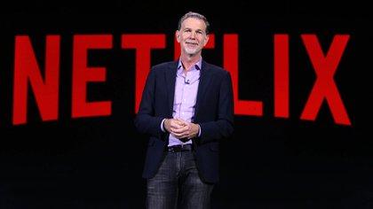 Reed Hastings, fundador de Netflix (Archivo)