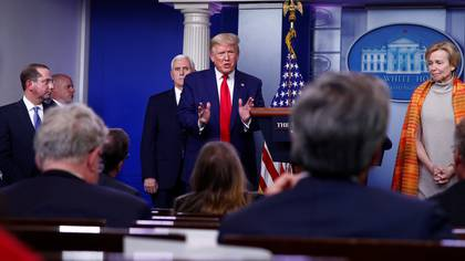 Donald Trump (REUTERS/Tom Brenner)