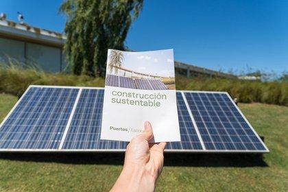 A través de un check list claro, de rápida lectura pero específico, se establece cómo es una vivienda sustentable plausible de construir e intenta con ello, influir en la decisión del vecino