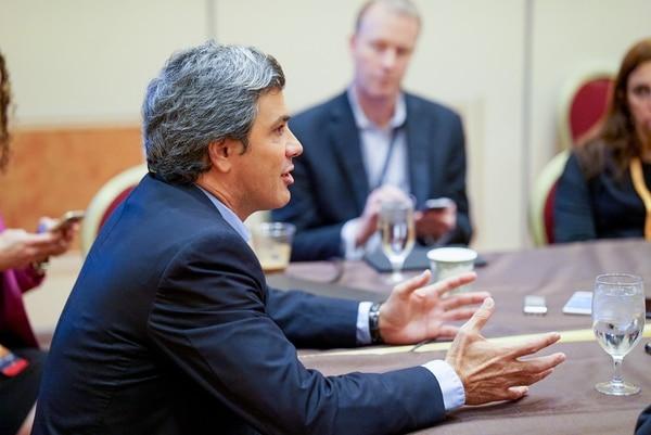 Diego Majdalani, vicepresidente de Dell EMC para Latinoamérica