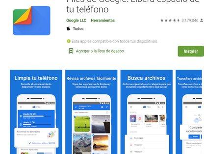 ", Google lanzó ""Carpeta Segura"", una opción para cifrar contenido"