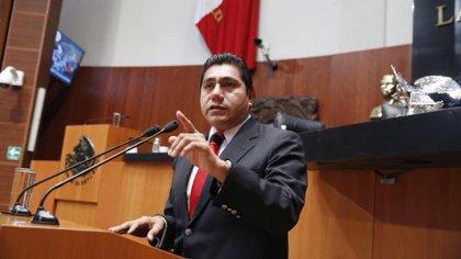 El diputado Jorge Luis Preciado (Foto: Facebook @JorgeLuisPreciadoR)