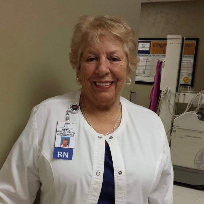 Betty Grier Gallaher - Enfermera rechazo jubilacion para atender a pacientes de COVID-19 y murio1.jpg