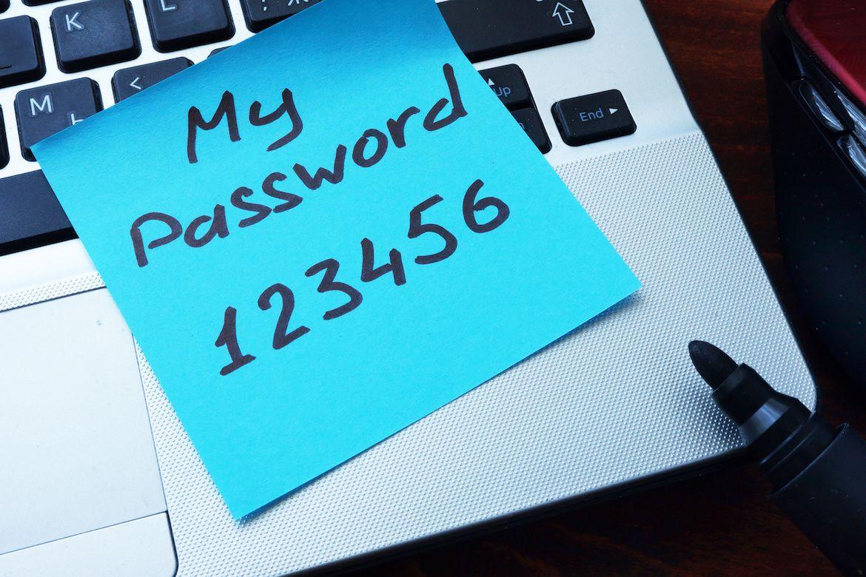 """""""123456"""" es la contraseña más utilizada y más insegura, según los datos analizados en las brechas de seguridad."""