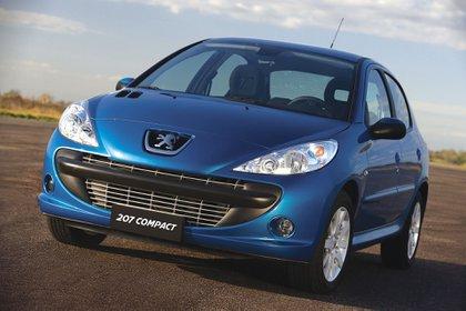 El 207 Compact fue un desarrollo para el Mercosur (Peugeot)