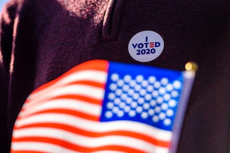 Las elecciones presidenciales de Estados Unidos se realizaron el 3 de noviembre de 2020 (JAN SCHEUNERT / ZUMA PRESS / CONTACTOPHOTO)