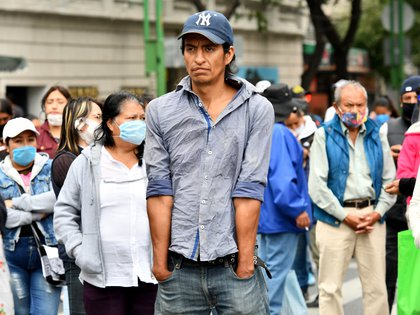 El PAN propuso una reforma al sistema de pensiones para proteger a los trabajadores en las condiciones adversas actuales generadas por la epidemia de coronavirus (Foto: EFE)
