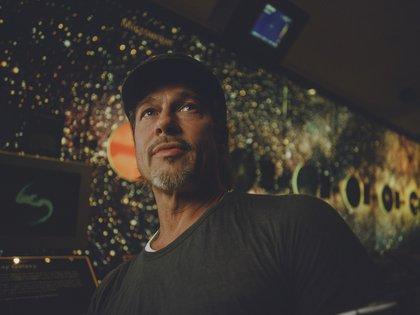 Brad Pitt en el Observatorio Griffith de Los Ángeles, Aug. El actor dice que ya no quiere protagonizar muchas películas. ( The New York Times)