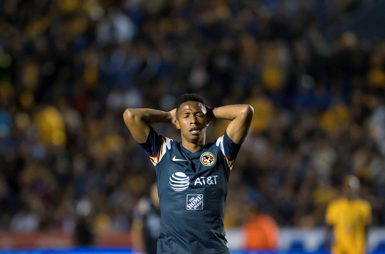 Guillermo Almada, entrenador de Santos Laguna, alabó las virtudes de Andrés Ibargüen (Foto: Miguel Sierra/ EFE)