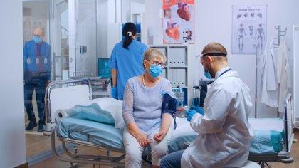 Se conocieron los resultados de la campaña Conoce y Controla tu Presión Arterial' 2020 (Shutterstock)