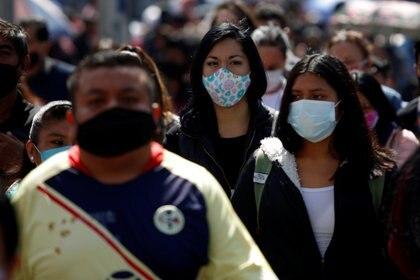 La Ciudad de México es la entidad con más casos confirmados y defunciones por la enfermedad de COVID-19 (Foto: Reuters / Gustavo Graf)