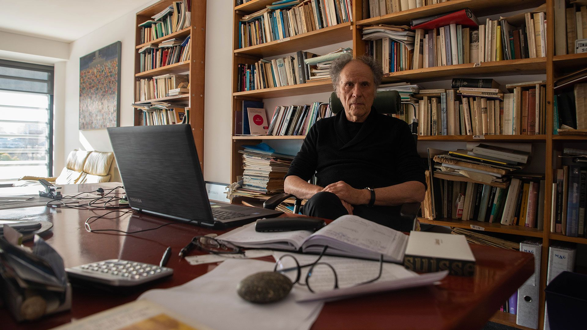 Tomas Abraham (crédito: Franco Fafasuli)