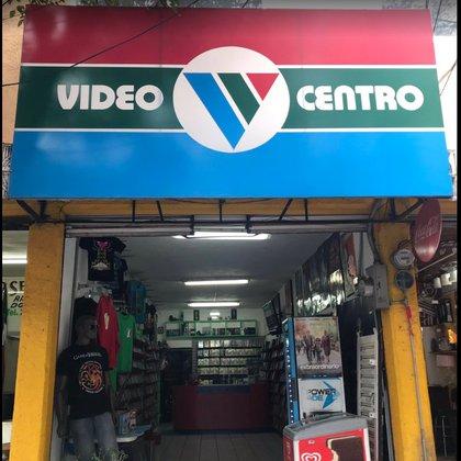 Los Videocentros eran lugares en donde se rentaban películas. Foto: Google Maps