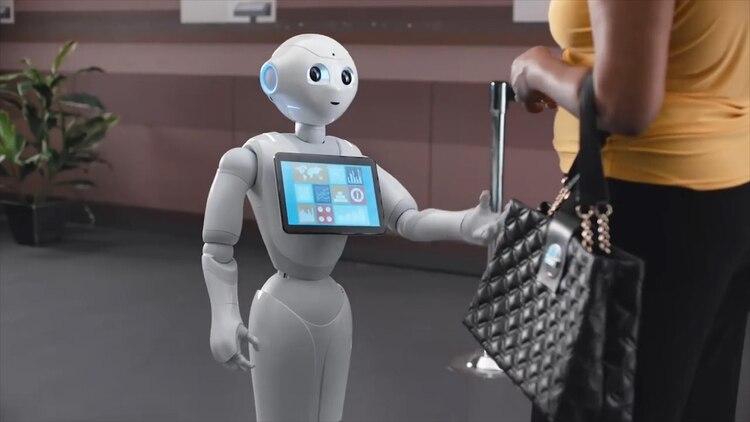 Pepper, el robot de Softbank, estará presente en CES 2019