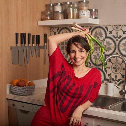 Con más de 11 años de presencia en las redes, Paulina se convirtió en una referente de la cocina en la web